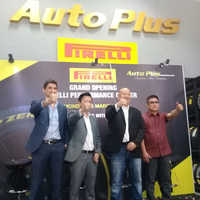 Auto Plus Dipilih Jadi Pirelli Performance Center