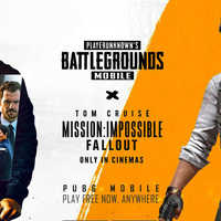 PUBG Mobile Gandeng Film Mission: Impossible - Fallout