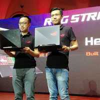 Asus Luncurkan Dua Laptop Gaming ROG Strix GL504
