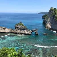 Capri Nusa Garap Resort and Spa di Nusa Penida