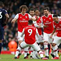 Premier League: Susah Payah, Arsenal Tundukkan West Ham