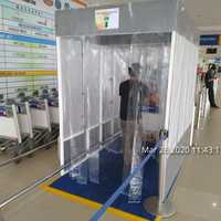 AP II Sediakan Fasilitas Walk Through Disinfection di 16 Bandara