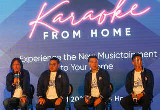 Musictainment Once Mekel 