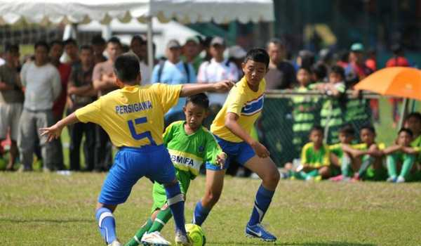 Turnamen Indonesia Junior Soccer League