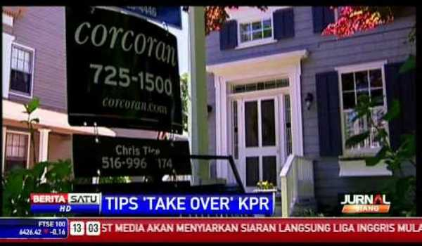 TIPS  TAKE OVER  KPR