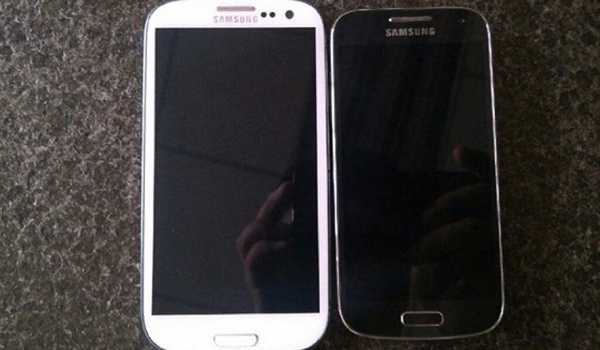 Foto Bocoran Samsung Galaxy S4 Mini
