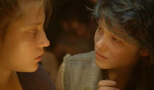 Blue Is the Warmest Color: The Life of Adele, mendapatkan penghargaan film terbaik Cannes