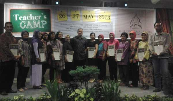 Acara Teachers Camp di GH Universal Hotels