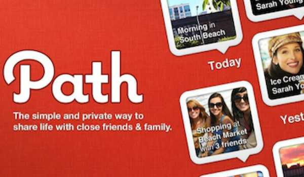 Path social network