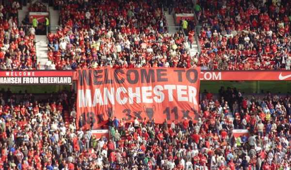 Pendukung Manchester United
