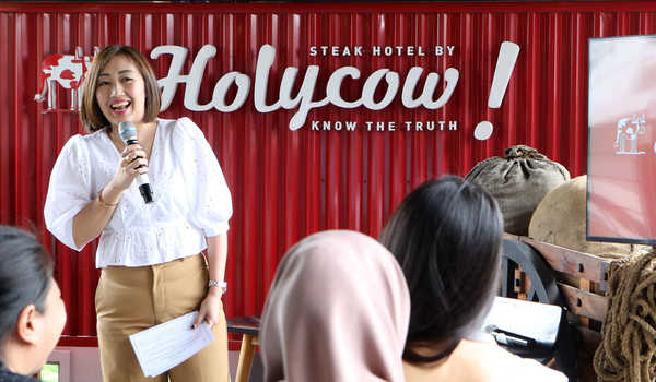 Steak Hotel by Holycow! 9Th Anniversary