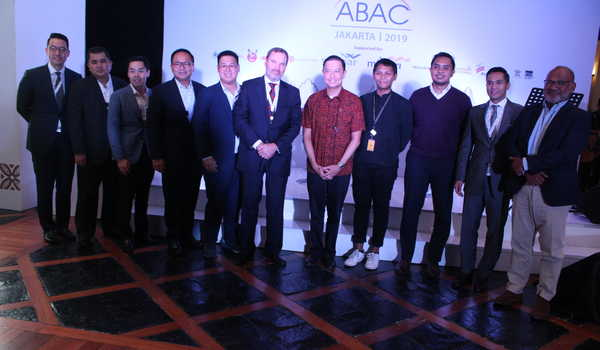 Diskusi Panel Digital Industry di ABAC 2nd Meeting 2019