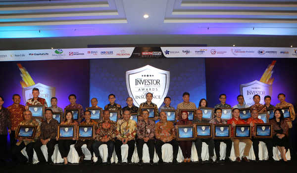 Investor Awards Best Insurance 2019
