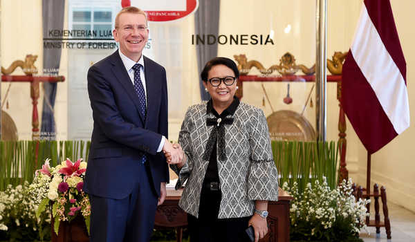 Bilateral Indonesia-Latvia
