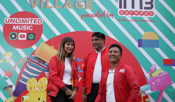 Peluncuran Unlimited Music  pada Ajang We The Fest 2019