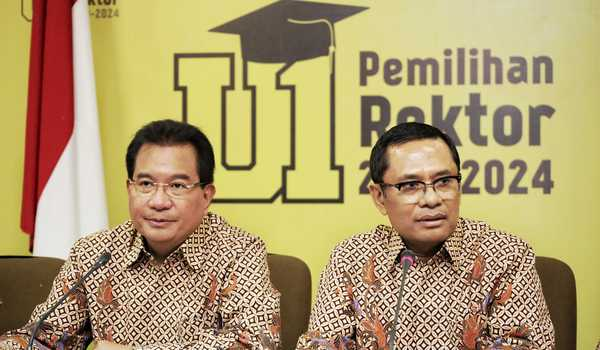 Universitas Indonesia Umumkan Tujuh Calon Rektor