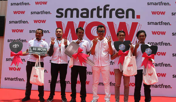 Program Undian Smartfren WOW
