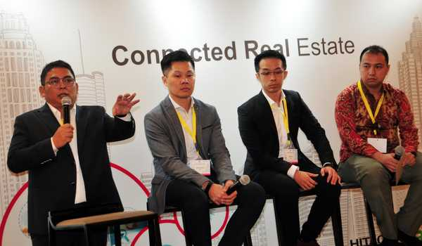 Connected Real Estate, Pengembangan Kota Berbasis Digital