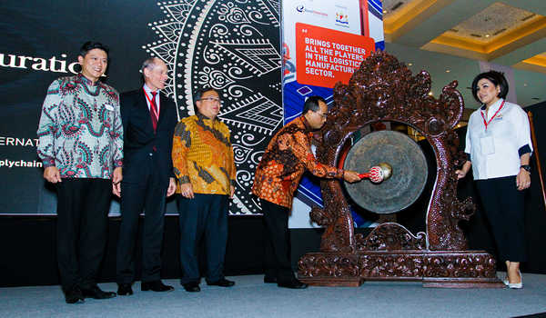 Pameran Indonesian Transport Supply Chain and Logistics 2019