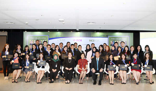 Graduation Ceremony International CWM® Class of 2019