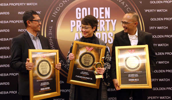Penghargaan Golden Property Awards 2019
