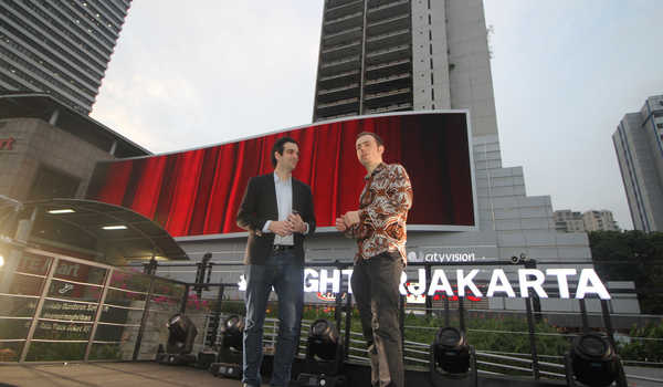 Billboard Digital Terbesar