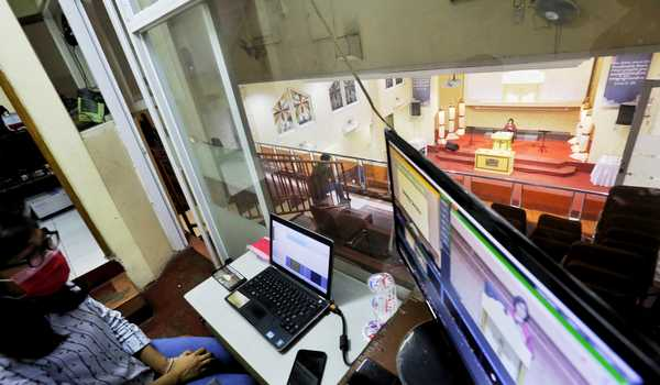 Ibadah Gereja Live Streaming