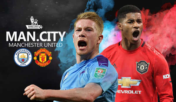 Man City vs MU, Berebut Takhta Manchester