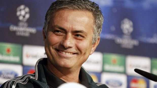 Jose Mourinho, pelatih Real Madrid