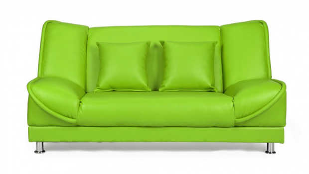 Doumy Betty Sofa Bed Hijau Jasmine