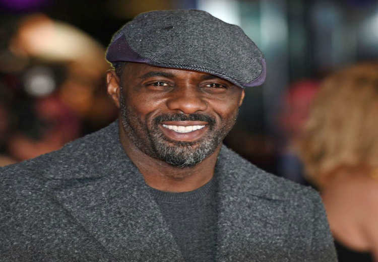 Idris Elba Boyong Serial Luther ke Layar Lebar
