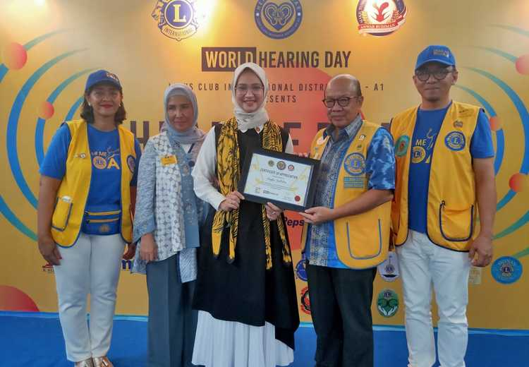Lions Clubs International Gelar Hear Me Roar