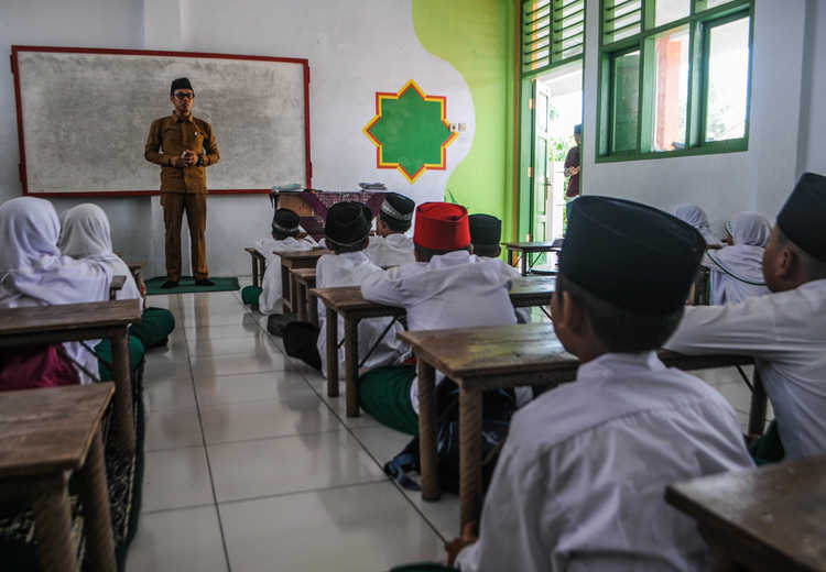 Kemag Luncurkan Program Transformasi Digital Pendidikan Madrasah