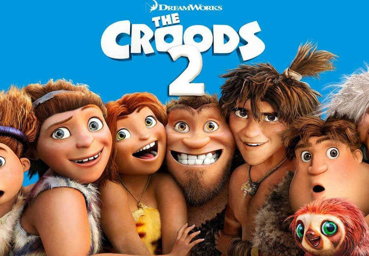 The Croods 2 Pimpin Daftar Box Office