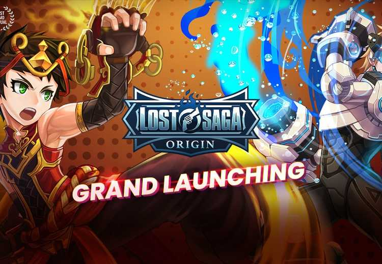 Bos Gravity Game Link: Lost Saga Origin Resmi Dirilis di Indonesia
