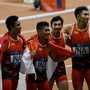 Tim Estafet Putra Indonesia Gagal di IAAF World Relays