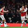 Arsenal Sukses Gilas Standard Liege 4-0