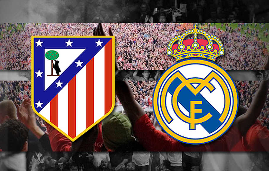 Derby Madrid, Atletico dan Real Madrid Saling Waspada