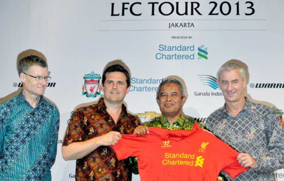 Juli, Liverpool ke Indonesia