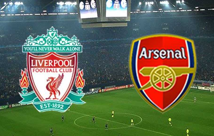 Liverpool vs Arsenal: Adu Kuat di Anfield