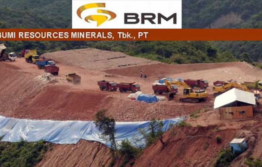 PT Bumi Resources Mineral Tbk