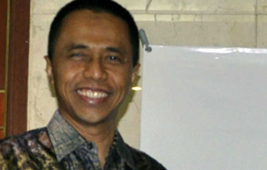 Chairman Indonesian Forestry Certification Cooperation (IFCC) Drajad Wibowo