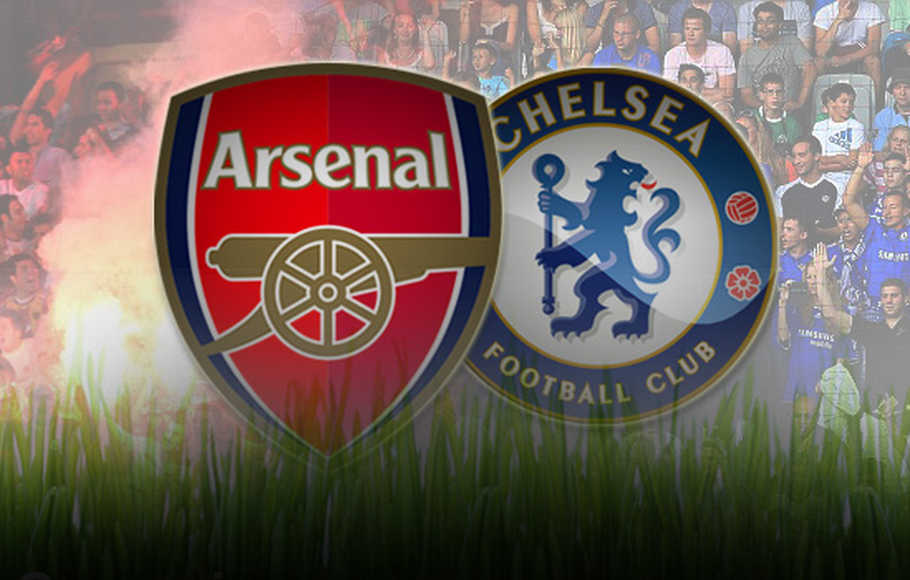 Final Piala FA Arsenal vs Chelsea, Duel Tim Menyerang