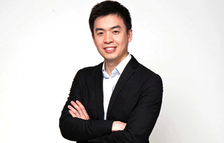 Chief Executive Officer Zalora Indonesia, Anthony Fung