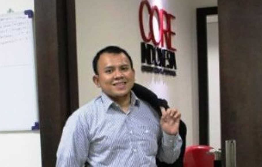 Yusuf Rendy Manilet, Peneliti di Center of Reform on Economics (CORE) Indonesia