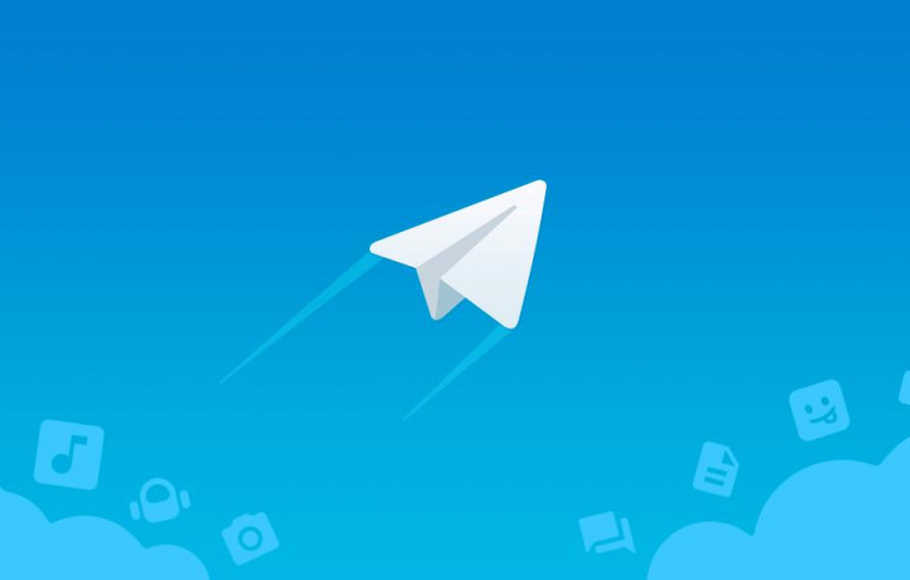 Aplikasi Telegram