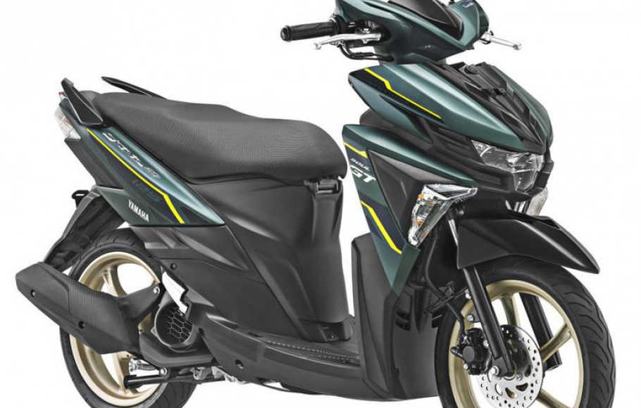 Yamaha Refresh Scoot View Soul GT And Mio M3 125
