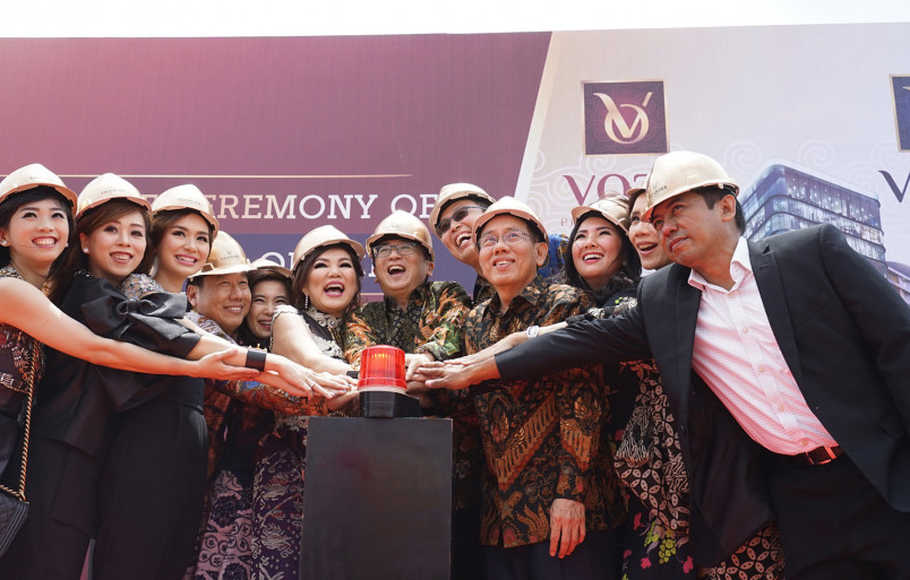 Tanrise Property Tutup Atap Voza Premium Office