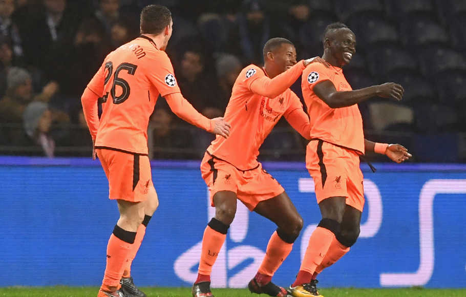 Liverpool vs Porto: Konsentrasi The Reds Terpecah