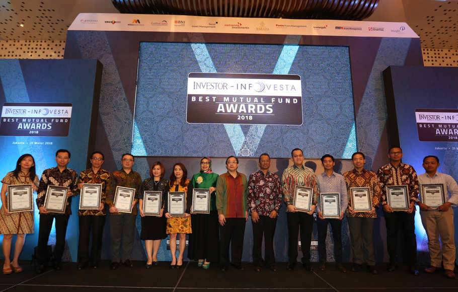 Investor-Infovesta Best Matual Fund Awards 2018